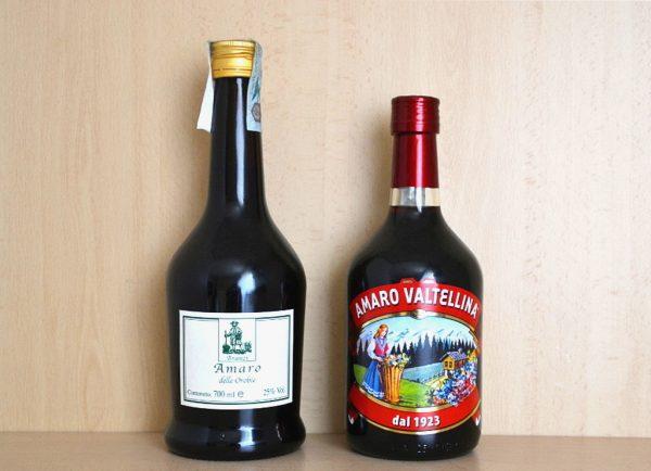 Amaro di Branzi e amaro della Valtellina - vendita online di liquori