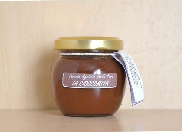 La Cioccomela (confettura extra 70% mele)