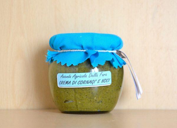 Crema di Cornagì e Noci - Sughi pronti artigianali