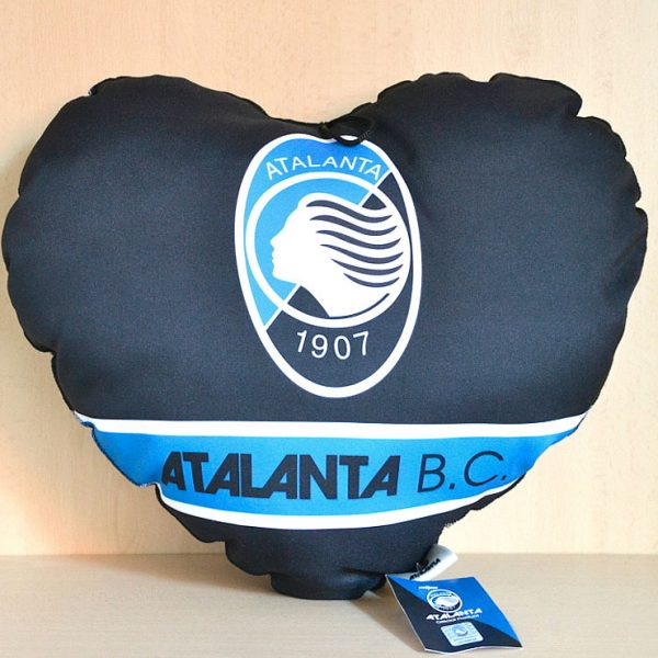 Cuscino Cuore Atalanta Official Product