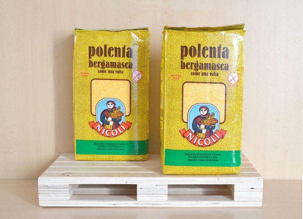 Farina Polenta Bergamasca - Farine per polenta