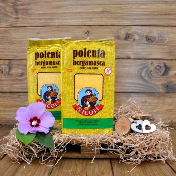 Farina Polenta Bergamasca – Gluten Free