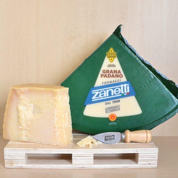 Formaggio Grana Padano Zanetti 4,2 kg