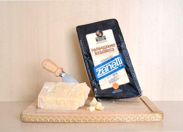 Formaggio Parmigiano Reggiano D.O.P. 1,2 kg