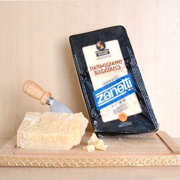 Formaggio Parmigiano Reggiano D.O.P. 1,1 kg