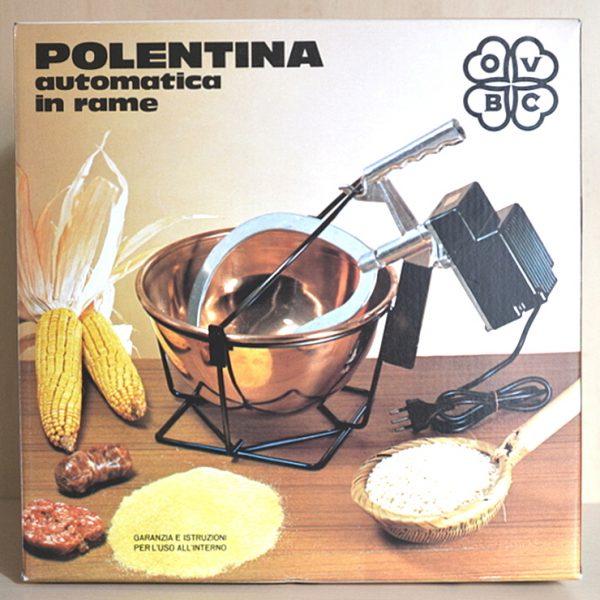 Polentina Automatica in rame – Diametro 26 cm
