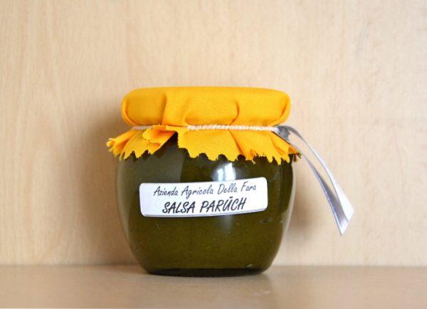 Salsa Paruch - sughi pronti artigianali online