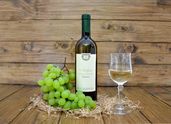 Vino bianco Valcalepio DOC
