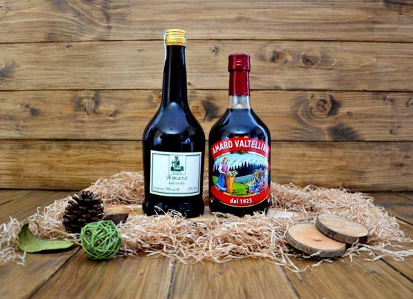 Amaro Branzi e Amaro Valtellina