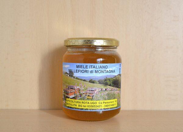Vendita miele millefiori online - 1 vasetto