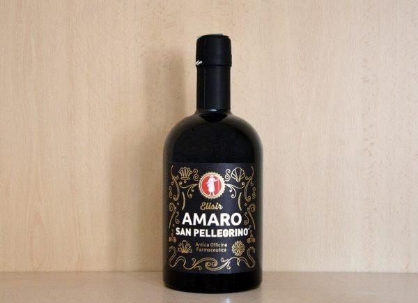 Amaro di San Pellegrino: liquore alle erbe