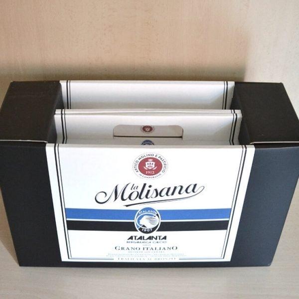 """Kit pasta Atalanta """"La Molisana"""" (prodotto ufficiale)"""