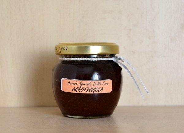 Agrofragola - confettura di fragole