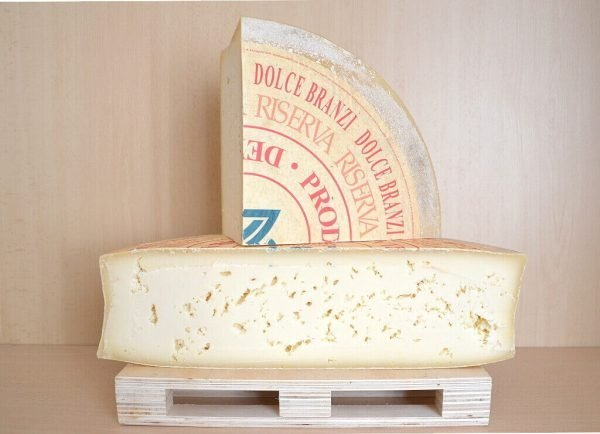 Dolce Branzi Riserva - formaggio stagionato in vendita online - 1