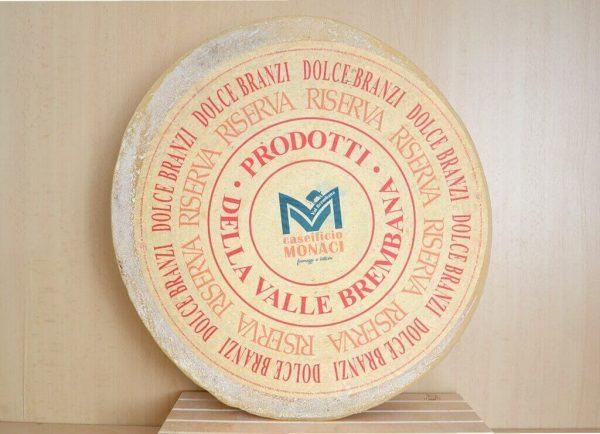 Dolce Branzi Riserva - formaggio stagionato in vendita online - 2