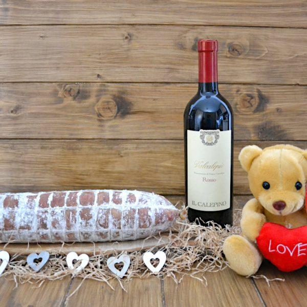 Ol Romeo – Il cesto genuino di San Valentino