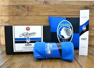Champions League ( grappa + cuscino + plaid + pasta Molisana)